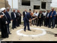 آغاز عملیات ساخت 5 مدرسه خیرساز درشهرستان ورامین