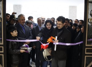 افتتاح آموزشگاه زنده یاد مهریار شریف بختیار در منطقه 7 تهران- 16 اسفندماه 1395