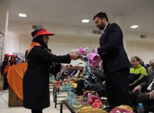 افتتاح دبیرستان خیرساز امیر علاقبند در شهرستان پردیس