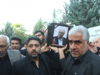 لحظه به لحظه با مراسم تشییع دکتر محمدرضا حافظی رئیس جامعه خیرین مدرسه ساز کشور