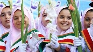 بهره برداری از دبیرستان دخترانه خیر ساز در حاشیه شهر مشهد