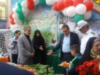 مراسم گرامیداشت یاد و خاطره زنده یاد دکترحافظی در مدرسه ایشان در منطقه 10 تهران برگزار شد