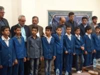 بهره برداری از مدرسه خیر ساز خاندان سلمان
