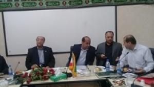 حضور رئیس مرکز امور بینالملل و مدارس خارج از کشور وزارت آموزش و پرورش در جامعه خیرین مدرسه ساز کشور