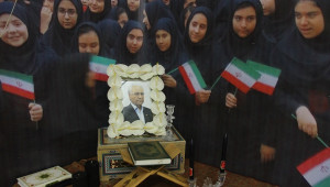 مراسم چهلمین روز درگذشت محمدرضا حافظی رئیس فقید جامعه خیرین مدرسهساز کشور