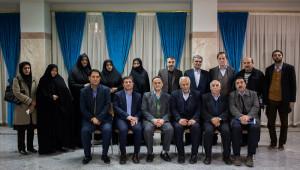 نشست هماهنگی مجمع خیرین مدرسه ساز با مدیران مدارس خیرساز منطقه 2 تهران