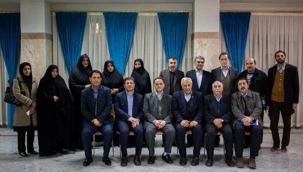 نشست هماهنگی مجمع خیرین مدرسه ساز با مدیران مدارس خیرساز منطقه 2 تهران برگزار شد