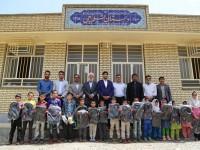 برگزاری جشنواره تکریم خیرین در دبیرستان شاهد بنت الهدی صدر در اهواز
