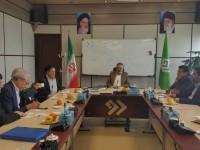 دیدار روسای جامعه خیرین مدرسه ساز کشور و مجمع تهران با مدیر شبکه دو سیما