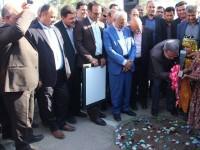 آغاز عملیات اجراپی آموزشگاه ۱۸ کلاسه خیرساز در کرمان توسط وزیر آموزش و پرورش