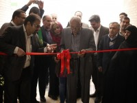 مدرسه8کلاسه خیرساز زبیده آرهاشم در منطقه 3 تهران افتتاح شد