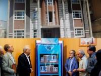 افتتاح مدرسه عزت الله انتظامی تا آذرماه در شهر ایلام