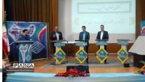 بیستمین جشنواره خیرین مدرسه ساز استان البرز با حضور رئیس جامعه خیرین مدرسه ساز کشور برگزار شد