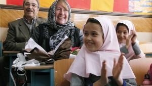 ناصر قفلی خیر مدرسه ساز به کمپین همه برپا پیوست