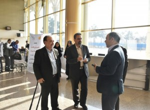 استقبال مدیران کل نوسازی مدارس و آموزش و پرورش و خرلسلن رضوی از خیرین و نمایندگان مجلس در فرودگاه